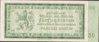 50K/1940/, stav UNC, série A 07