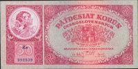 50Kč/1929/, stav 1+, série Za