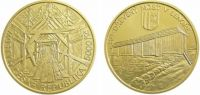 5000 Kč(2013-Dřevěný most v Lenoře), stav bk, etue, certifikát