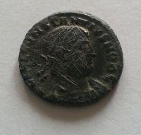 AE-17, KANK:15 var.,Constantinus II., 324-61, Řím-císařství