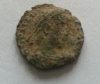AE-17, Viktorie hráci vlevo, Valens, 364-78, Řím-císařství