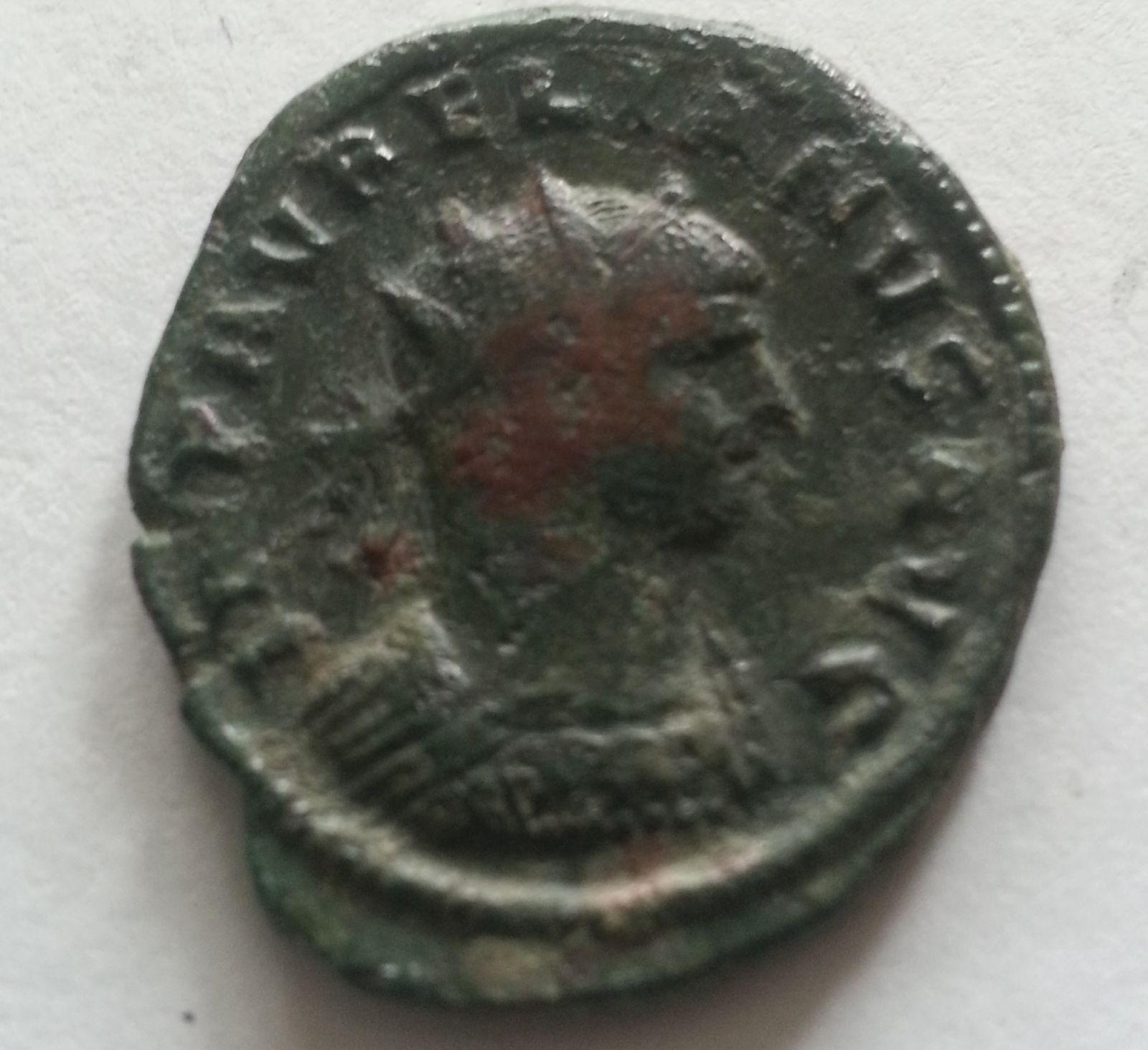 AE Antoninián, IOVI CONSER, Aurelianus, 270-75, Řím-císařství