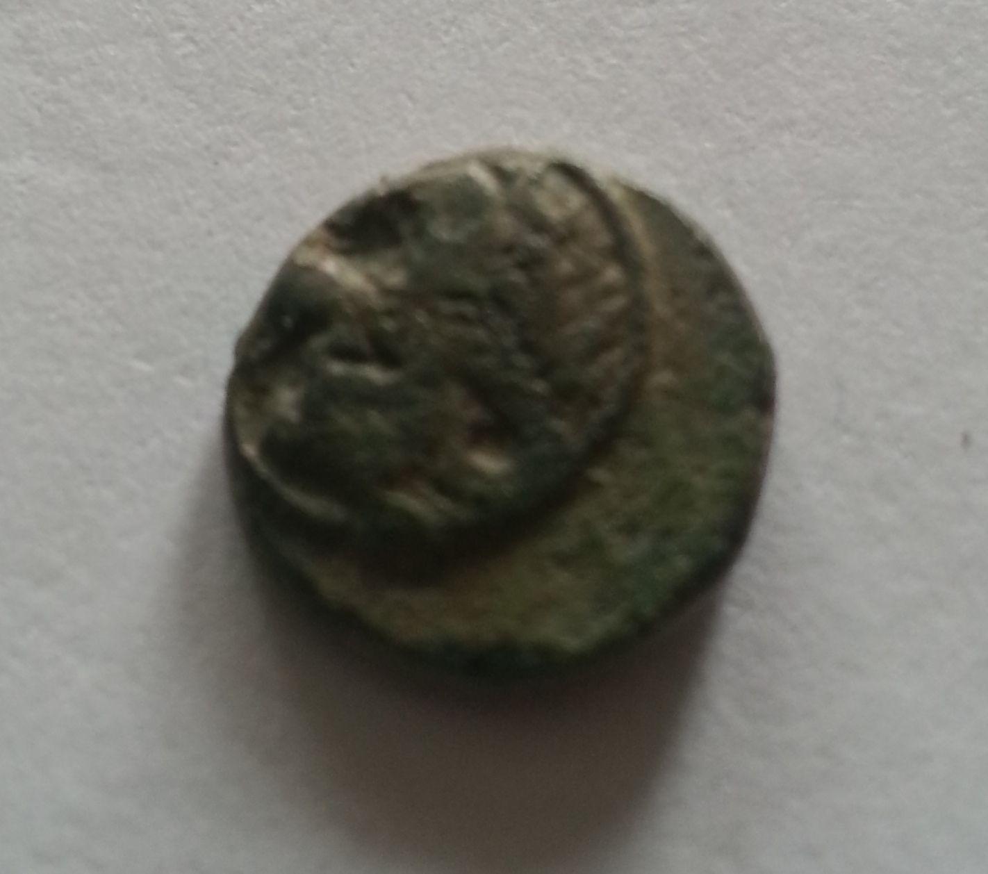 Cherronesos, bronz, S:1607, 4.st.před.n.l., Řecko-Thrakie