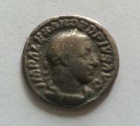 Denár, Alexander II., 308-11, Řím-císařství