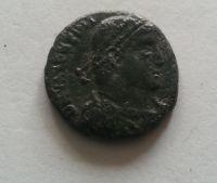 Follis, S:1002, Valentinianus I., 375-392, Řím-císařství