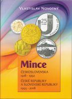 Katalog a ceník mincí ČSR 1918-1992, ČR a SR 1993-2018