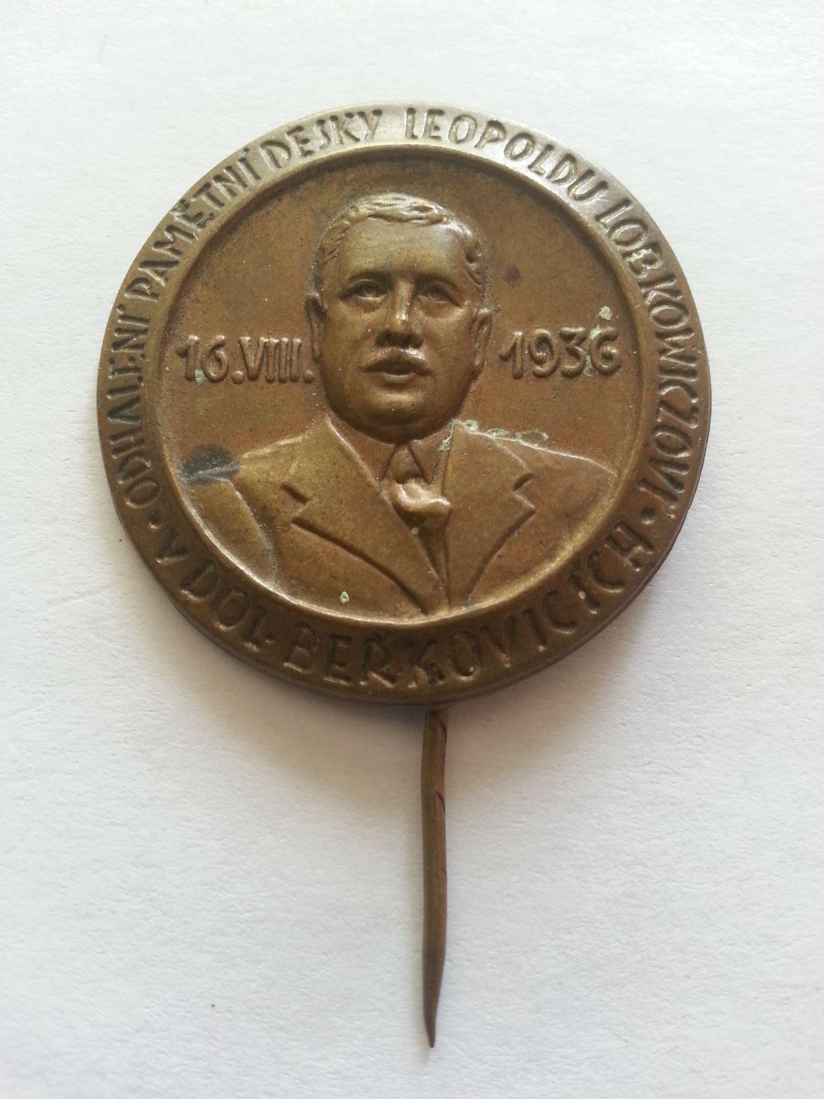 Leopold Lobkowicz, ČSR