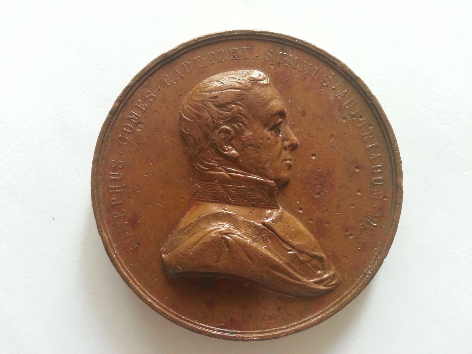 maršál Radecký na itelské tažení, 1848-49, Rakousko