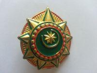 odznak partyzána důstojníka, Čečensko
