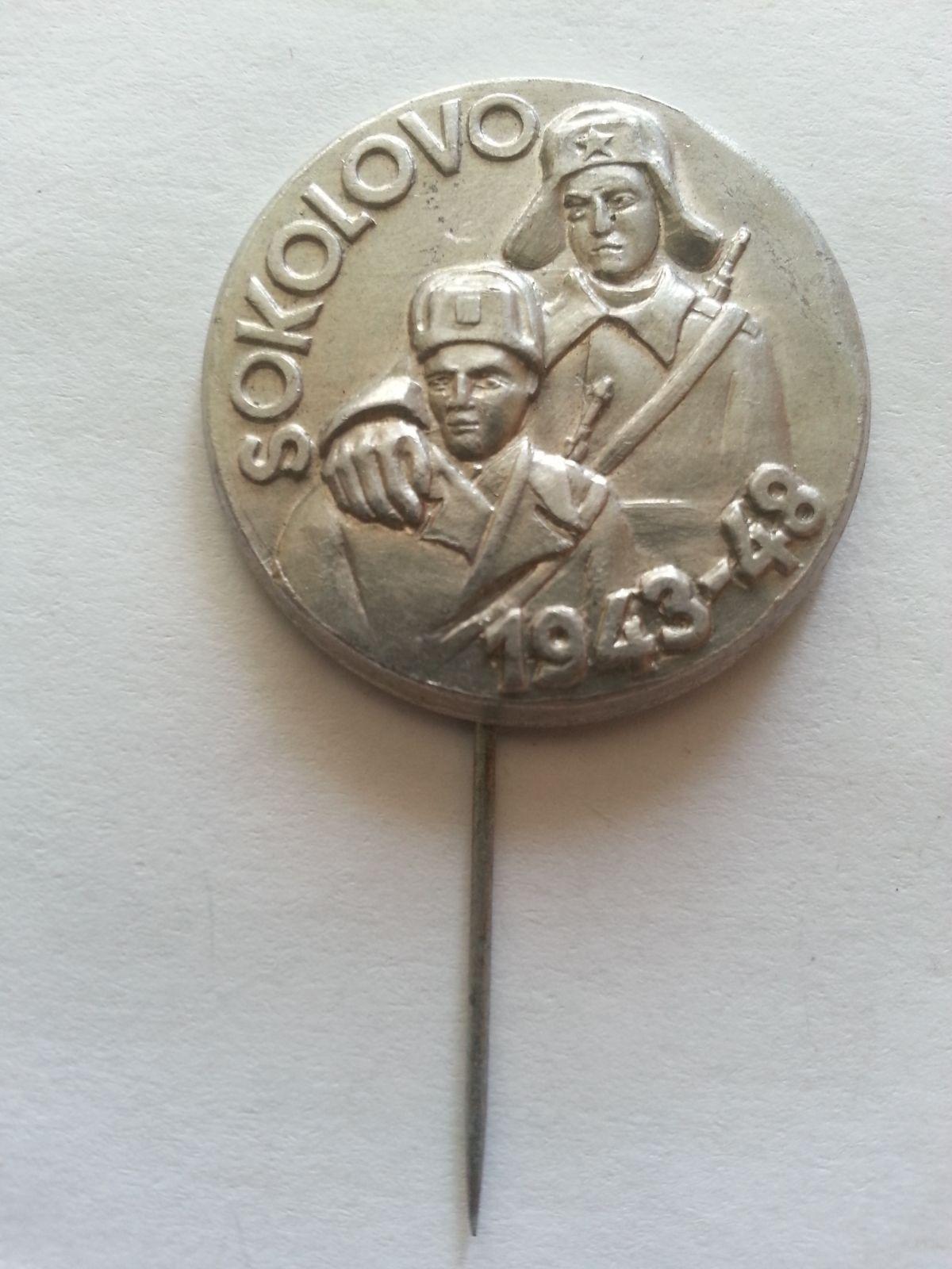 Sokolovo 1948, ČSR