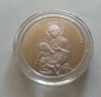 svatá Anežka, (průměr 40mm), Ag medaile, ČR