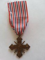 válečný kříž 1939-45, ČSR