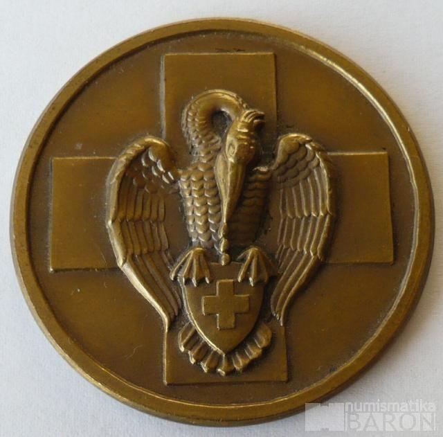 Belgie medaile ČK