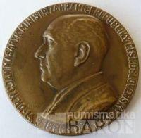 ČSR Jan Masaryk na udělení doktorátu