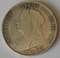 Anglie Crowen 1895 Viktorie