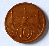 ČSR 10 Haléř 1922