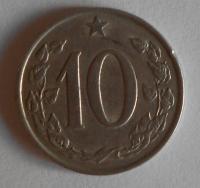 ČSR 10 Haléř 1961
