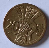 ČSR 20 Haléř 1926