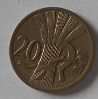 ČSR 20 Haléř 1928