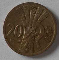 ČSR 20 Haléř 1933