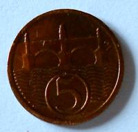 ČSR 5 Haléř 1932