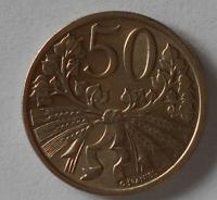 ČSR 50 Haléř 1922 STAV