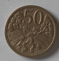 ČSR 50 Haléř 1926 STAV