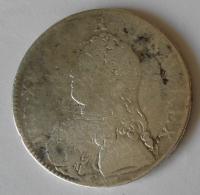 Francie 1 Ecu 1727 Ludvík XV.