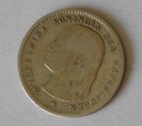 Holandsko 10 Cent 1881