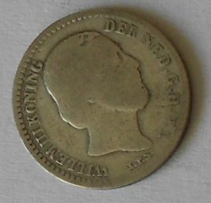 Holandsko 10 Cent 1882