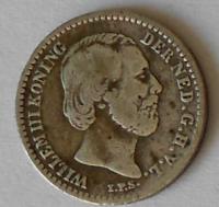 Holandsko 10 Cent 1884