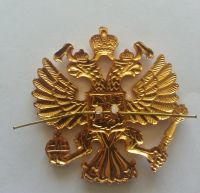 odznak Kremelské stráže, Rusko