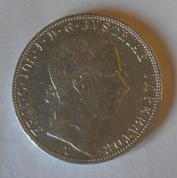 Rakousko 1 Floren 1858 V