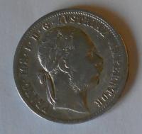 Rakousko 1 Floren 1877