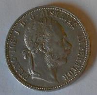 Rakousko 1 Floren 1892