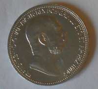 Rakousko 1 Koruna 1848-1908 STAV