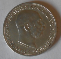 Rakousko 2 Koruna 1913