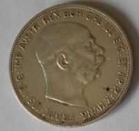 Rakousko 5 Korun 1909 velká hlava