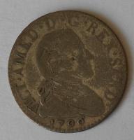 Sardinie  20 Solidus 1796