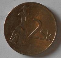Slovenská republika 2 Sk 1993
