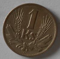 Slovensko 1 Ks 1940 STAV