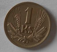 Slovensko 1 Ks 1945 STAV