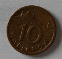 Slovensko 10 Haléř 1942