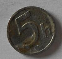 Slovensko 5 Haléř 1942