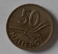Slovensko 50 Haléř 1941