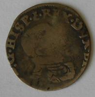 Španělsko 1/10 Philipadais 16.stol. Filip II.