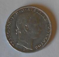 Uhry 1/4 Floren 1859 B STAV
