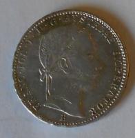 Uhry 1/4 Floren 1860 B