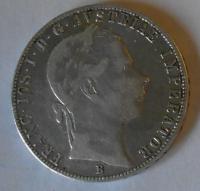 Uhry 1 Floren 1858 B