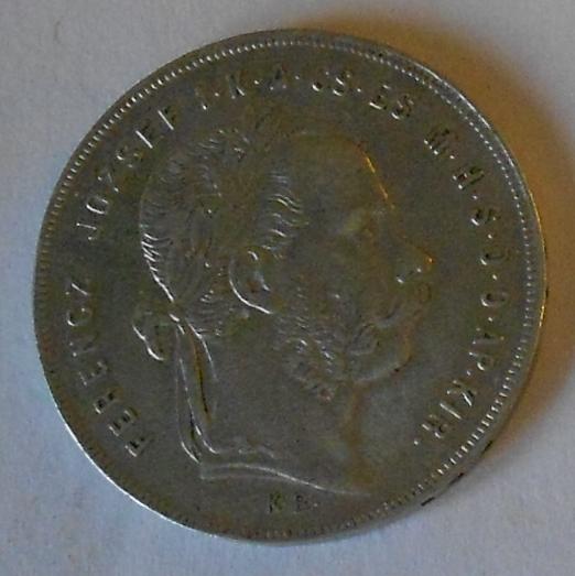 Uhry 1 Floren 1879 KB